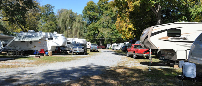 Campgrounds In Hershey Harrisburg And Central Pa